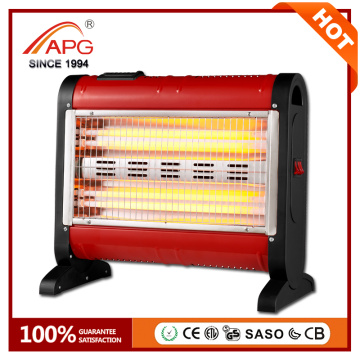 2017 new APG 1600W Electric Home Quartz Heater