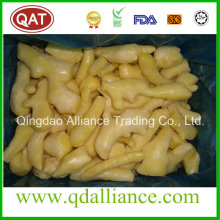 Frozen Ginger Peeled Ginger Sliced Diced Ginger with Brc Cert