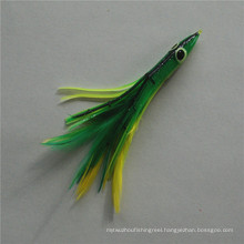 Popular Feather Trolling Tuna Clone Lure