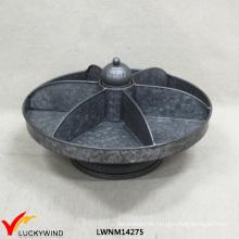 Luckywind 6 Tier Kuchen Stand Metall Tray