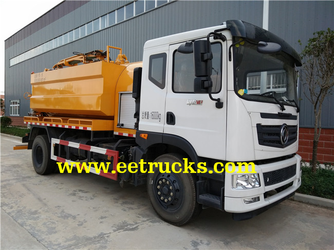 Dongfeng Sewer Cleaning Trucks