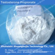Usine propionate de testostérone de poudre stéroïde effiective / 57-85-2