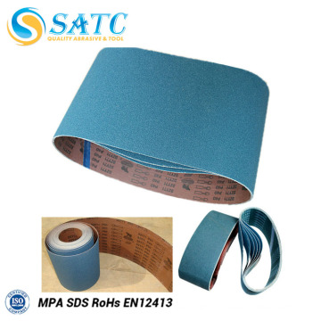 Customized Sanding Belt with Different Grit for Polishing