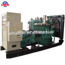 Proveedor chino ricardo r6105zld 6 cilindros 4 tiempos refrigerados por agua 100kva generador precio