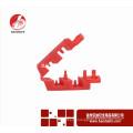 Wenzhou BAODI Snap-On Breaker Lockout BDS-D8621 Rouge