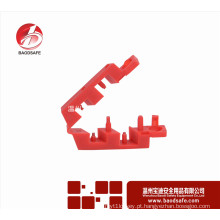 Wenzhou BAODI Snap-On Breaker Lockout BDS-D8621 Vermelho