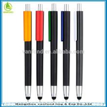 2015 fantasia 2 em 1 toque tela caneta com stylus