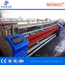 Tela 100% de algodón que hace precio industrial de las máquinas de tejer