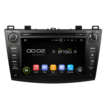 Android 7.1 Car Audio Electronics voor MAZDA 3