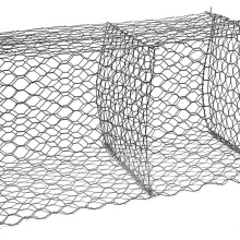 gabion box hexagonal wire mesh mesh  gabion cages (Professional manufacture)