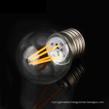 2W 4W G45 Edison E27, E26 Filament LED Bulb Light