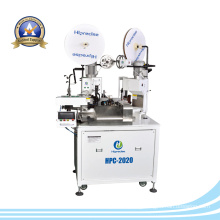 Automatic Wire Stripping and Terminal Crimping Machine (HPC-2020)