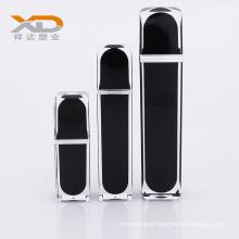 Wholesale luxury empty square shape acrylic skin care lotion bottle