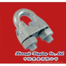 DIN741 Clip de cuerda de alambre maleable