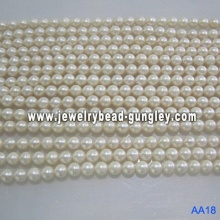 Freshwater pearl AAA grade 12.5mm-13mm