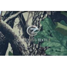 Algodão de camuflagem de impressão de camisola de algodão para colete (ZCBP259)