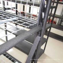 Almacén / uso de la oficina conveniente rack de soldadura / rack industrial de almacén de muebles