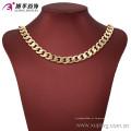 40879 Xuping banhado a ouro cadeia de jóias, homens da moda colar para homens