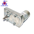24v Snack and Drink Vending machine dc motor with gearbox 12v