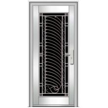 stainless steel exterior doors