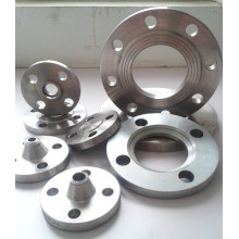 GOST 12820-80 Stainless Steel Plate Flat Pipe Flange
