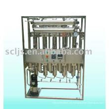 LD100-4 Equipo de destilación de efectos múltiples