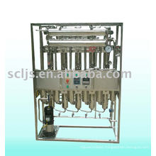 LD100-4 Multiple effect distillation equipment