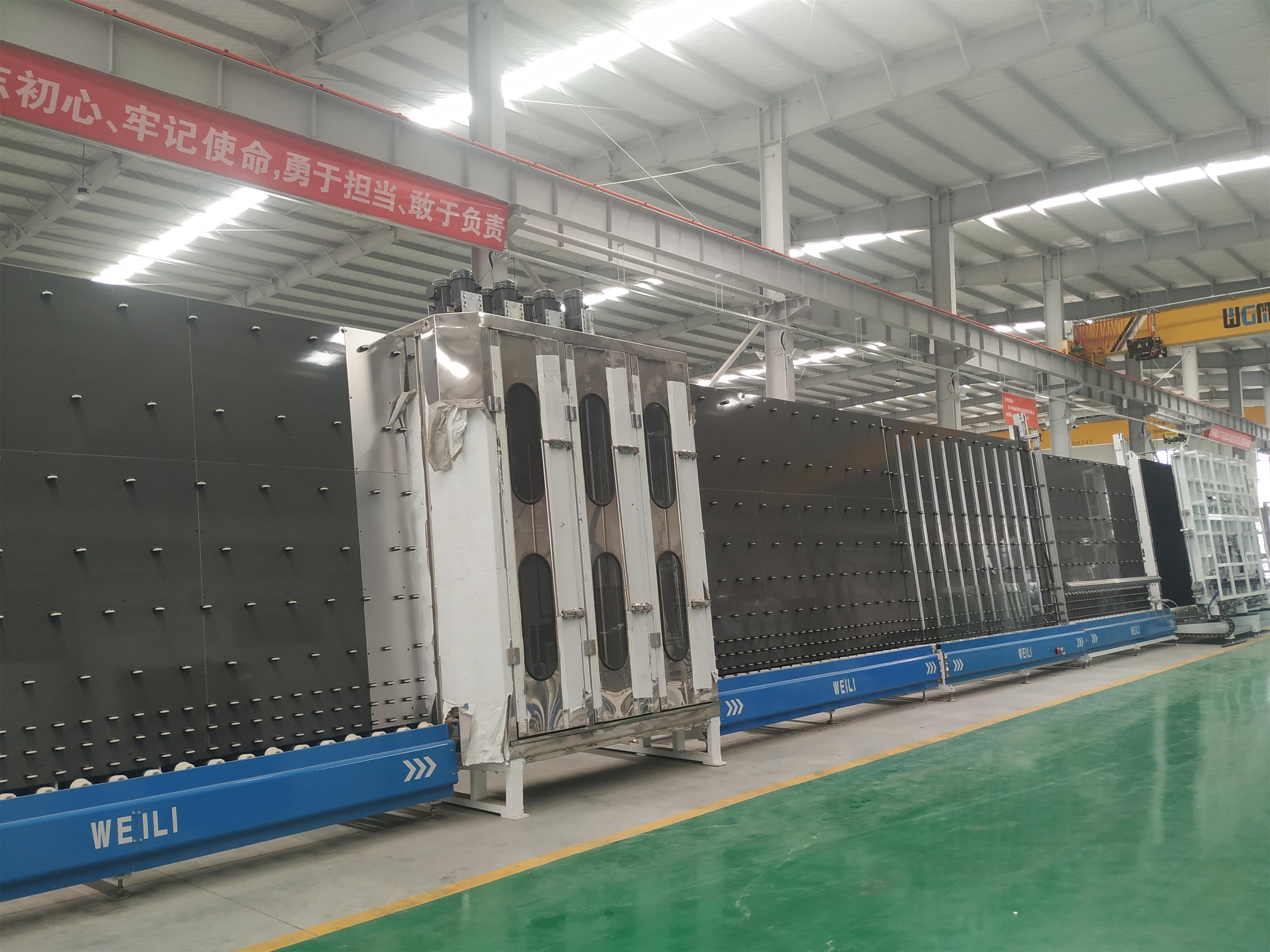 Insulating Glass Machine for LOW-E Glass
