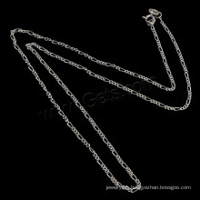 2015 Gets.com fashion 925 sterling silver chain necklace