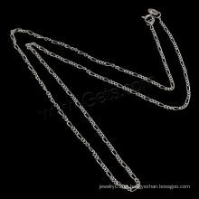 2015 Gets.com moda 925 colar de corrente de prata esterlina