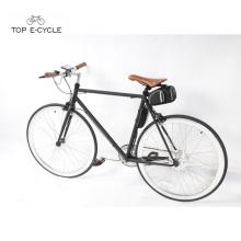 TOP nouveau design haute qualité vélo électrique à vitesse unique bicyclette à vendre