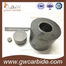 Semi-acabamento e acabamento de carboneto de tungstênio guia morre e moldes