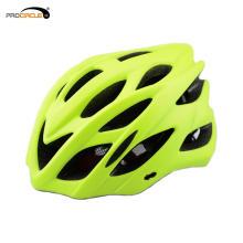 Les évents d'air extérieurs de sécurité ont mené le casque de bicyclette léger arrière
