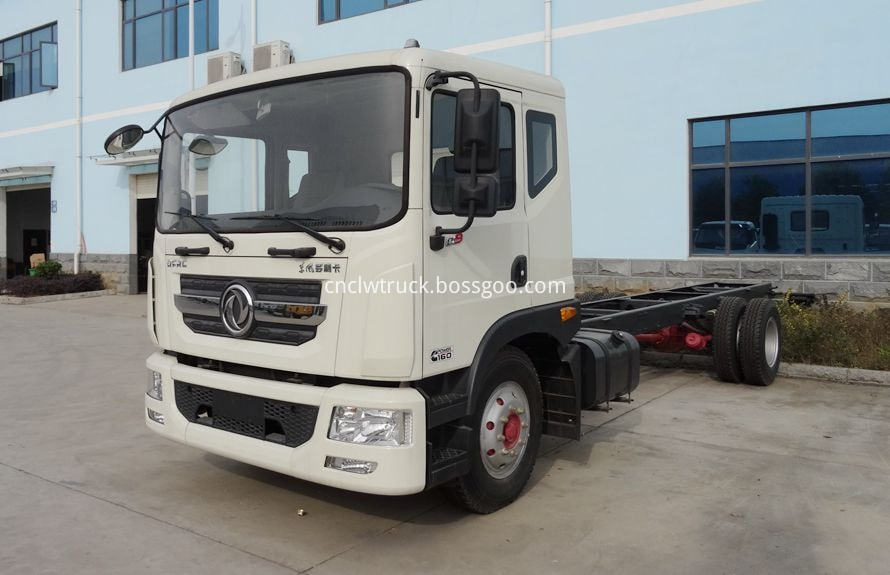 heavy duty recovery trucks chassis 1
