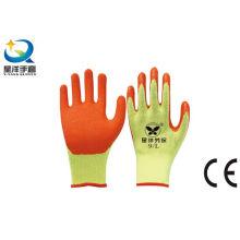 10g T / C Shell Latex Palm beschichtet Arbeitshandschuh
