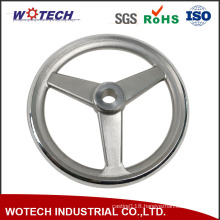 OEM Investment Casting Hand Wheel with ISO 9001 Certificate