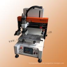 Pequeña máquina automática de la impresión de la pantalla de seda