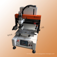 Small Automatic Silk Screen Plastic Printing Machine