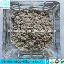 Precio competitivo a granel natural granular zeolita / zeolita a granel