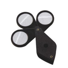 Folding Loupe Magnifier with 3 Lens