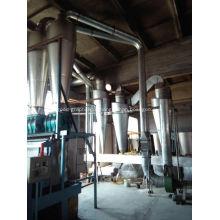 Sistema de remoção de enxofre de linha de produção de grafite