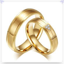 Fashion Jewellery Stainless Steel Couple Rings (SR592)