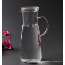 1200ml High Borosilicate Glass Fruit Juice Pot Juice Bottle with Handle