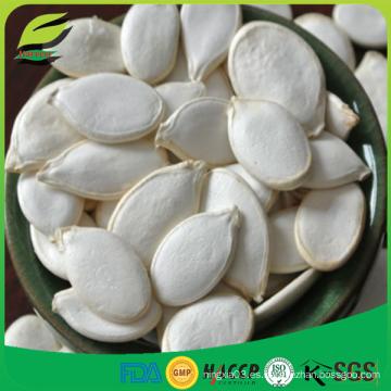 La norma europea EUROFINS certificó las semillas de calabaza blancas de nieve