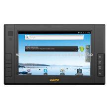 IP64 Hạm đội quản lý công văn Hệ thống gồ ghề MDT với 3G GPS Wifi/built-in-trong Bluetooth Camera Battery