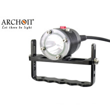 Archon 1000 Lumens Umbilical Canister Buceo Linternas Wh32