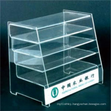 Pop Advertising Display, Acrylic Brochure Display Holder
