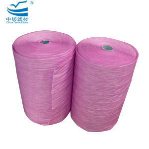 Washable Hvac F7 Pocket Air Filter Bags