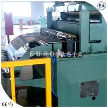 Máquina automática de bobinado de lámina de transformador de aluminio
