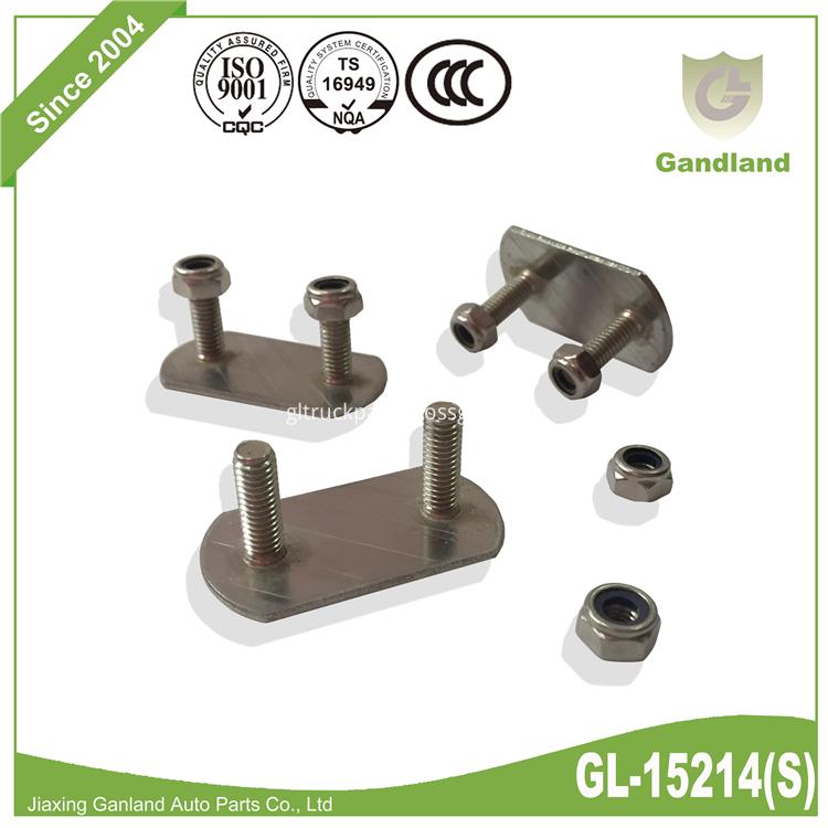 buckle retaining rivet GL-15214(S)-1
